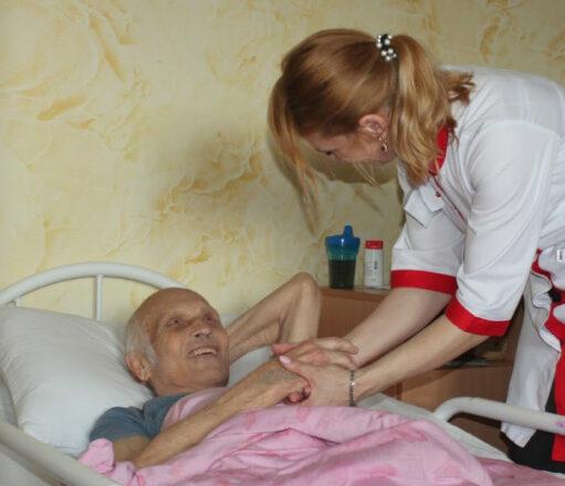 Забота о лежачих больных