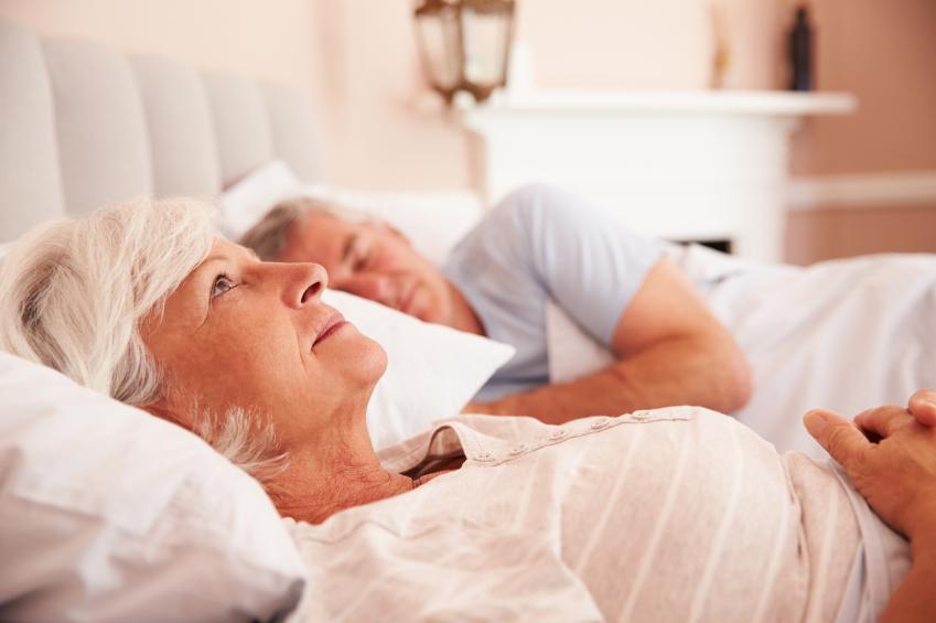 Нарушения режима сна в пожилом возрасте