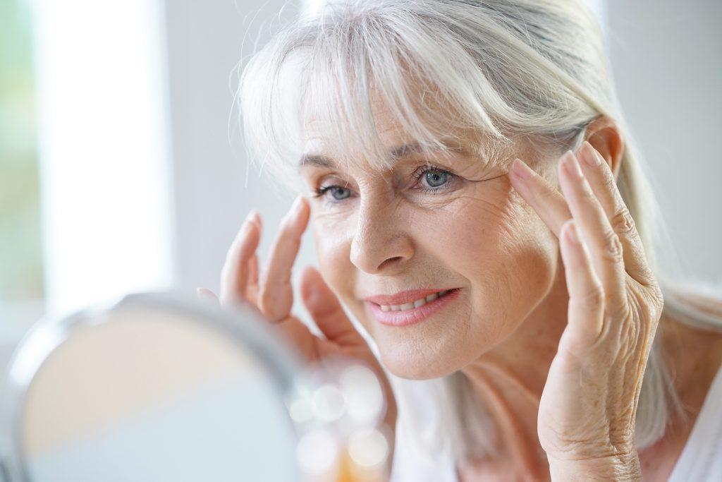 Уход за кожей в преклонном возрасте