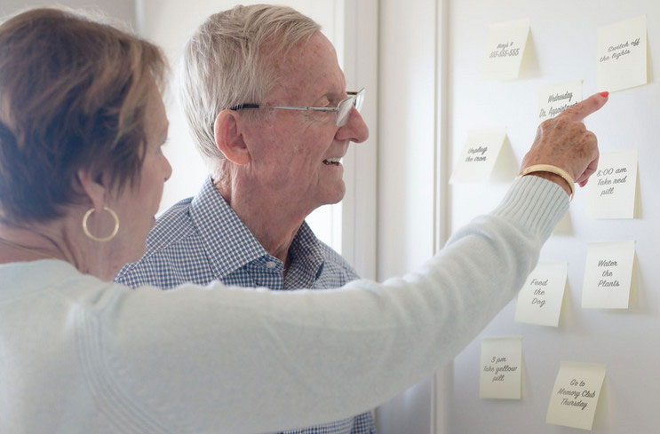 ухудшения памяти у пожилых людей