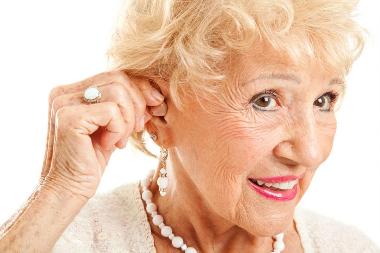снижение слуха у пожилых