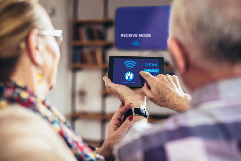 рацион для пожилых людей