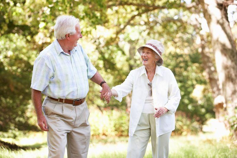 Лишний вес в пожилом возрасте: причины и правила похудения