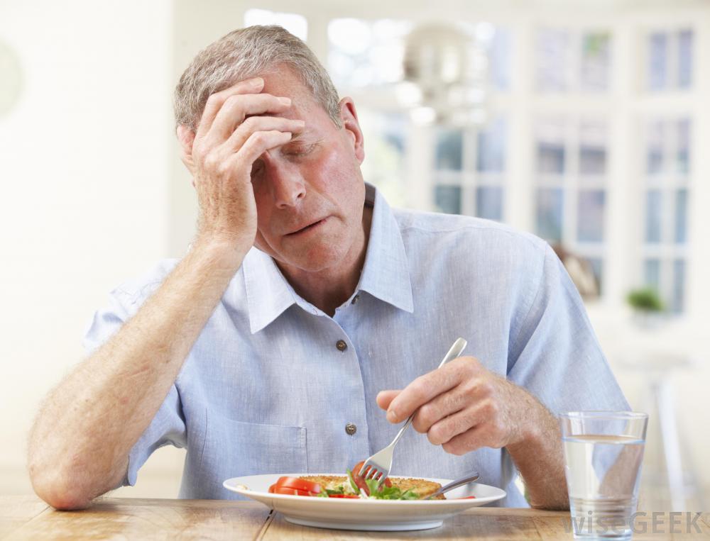 Как справиться с плохим аппетитом у пожилого человека